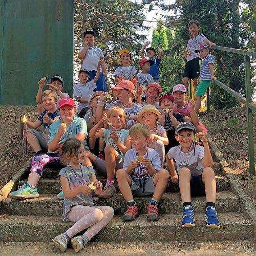 5. Ročník Tennis Camp 2018 – 2. turnus