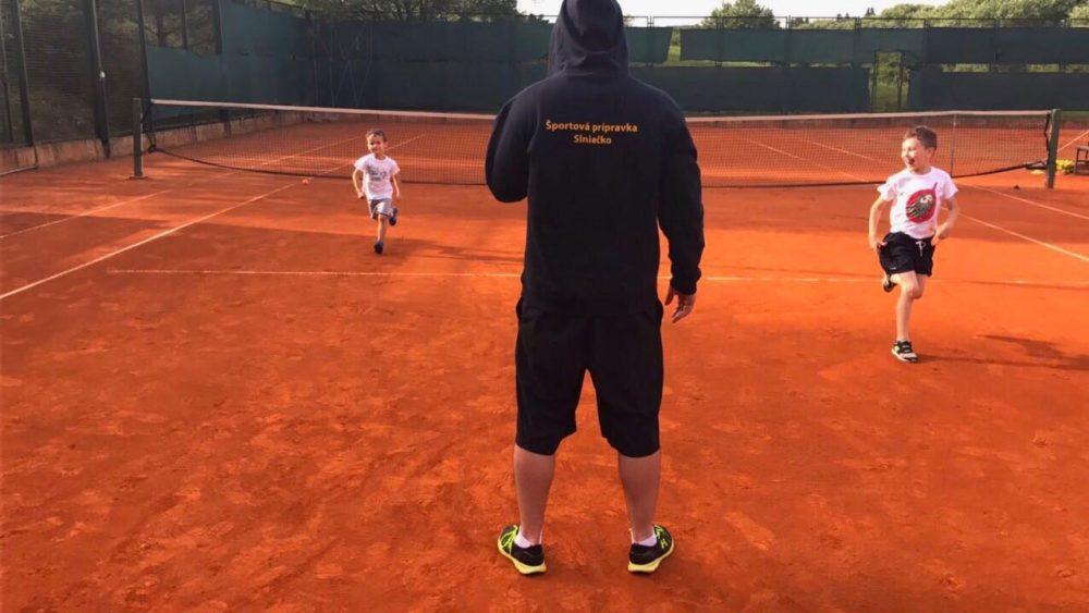 Tenis – tréning
