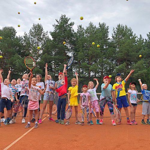 5. Ročník Tennis Camp 2018 – 1. turnus